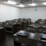 朝倉校 第1教室
